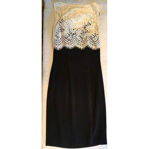 Ralph Lauren size 2 unworn lace top dress